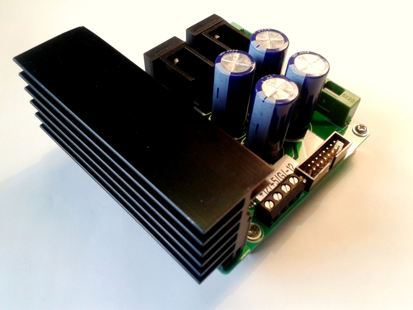 Linear Eurorack Power Supply   Electronic things… and stuff